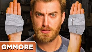 No Thumbs Challenge: Rhett & Link