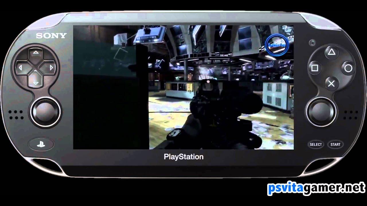 Ps Vita Cod Zombies: Gameplay Trailer