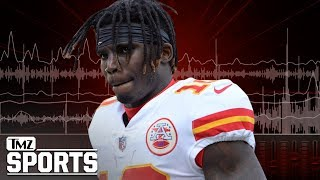 Tyreek Hill Allegedly Threatened Fiancee, 'You Need to Be Terrified Of Me Too, Bitch' | TMZ Sports