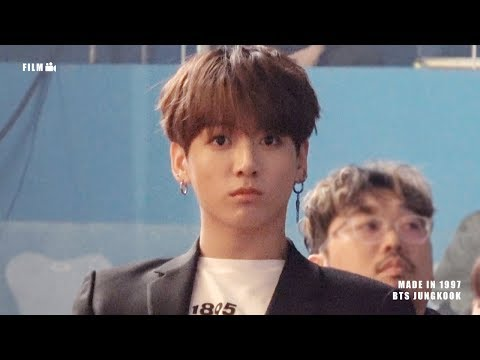 181128 AAA - 방탄소년단 정국 대기석 직캠  (JUNGKOOK RE-ACTION CAM EDIT VER.)
