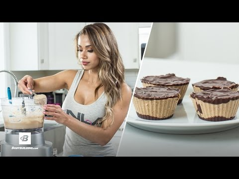 Peanut Butter Cups | Lais Deleon's Sweet No-Bake Protein Treats