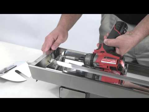 How to Replace an Infratech Heating Element   W and WD Series