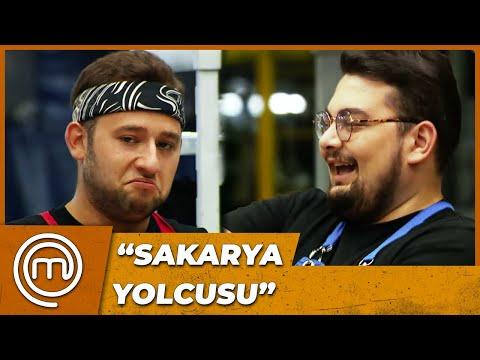 ERAY BERKER'İN BİLETİNİ KESTİ | MasterChef Türkiye 84. Bölüm