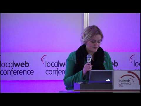 Rede: Grußwort von Marion Grether auf der Local Web Conference 2013