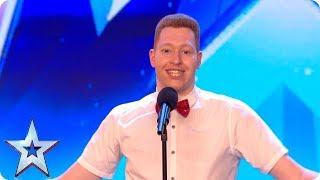 KISS A GINGER DAY!   Britain's Got Talent