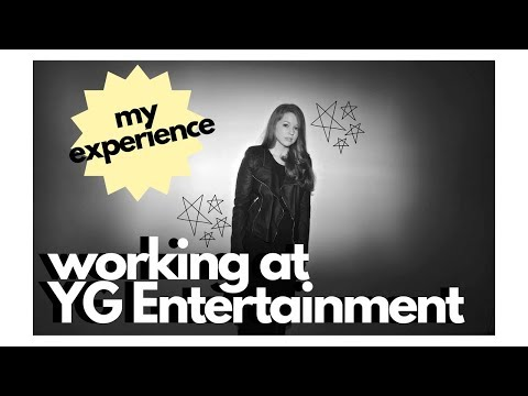 My YG Entertainment Internship in Seoul, Korea | Jobs in the Korean Entertainment Industry