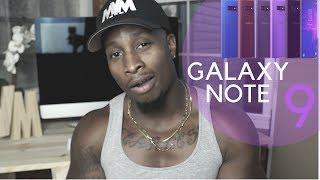 SAMSUNG GALAXY NOTE 9 - LEAK IMPRESSIONS!!!!