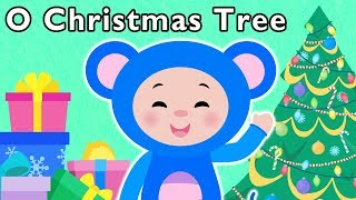 O Christmas Tree and More | KIDS CHRISTMAS VIDEOS | Baby Songs from Mother Goose Club!