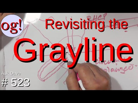 Revisiting the Grayline (#523)