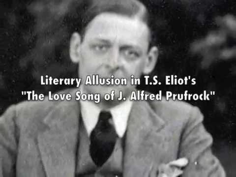 A literary analysis of the literature by t s eliot