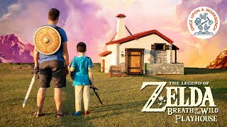 Building the Ultimate Breath of the Wild Playhouse