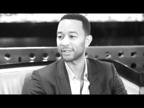 Interview with John Legend by BIllionaire Magazine Chairman David Leppan Part 2 HD