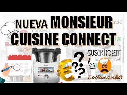 NUEVA MONSIEUR CUISINE CONNECT -  LIDL