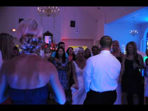 "This Bride knows how to ""Dougie"""