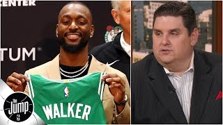 The Celtics' ceiling is the 3-seed this year - Brian Windhorst   The Jump