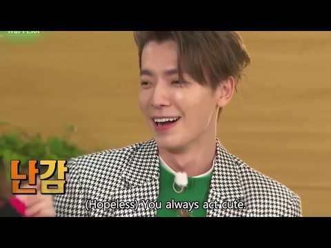 Donghae vs aegyo