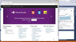 eXplore How To Create Your First MVC Web App in Visual Studio 2017-[In English+SubTitle]