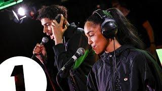 AJ Tracey & Jorja Smith - Ladbroke Grove in the Live Lounge