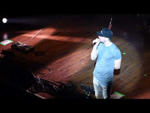 Sam Hunt - Intro/Speakers/Small Town/Ex To See - House of Blues Houston February 2015