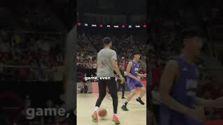 Hanging with Steph Curry and Joel Embiid in China (Part 2) #Shorts