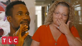 Usman Proposes to Lisa! | 90 Day Fiancé: Before The 90 Days