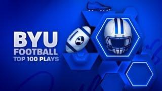 BYU Football: Top 100 Plays