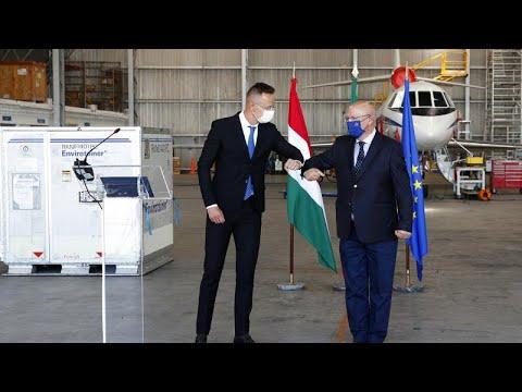 AstraZenecával segít Magyarország Portugálián és volt gyarmatain