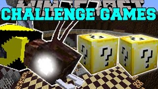 Minecraft: BEE CHALLENGE GAMES - Lucky Block Mod - Modded Mini-Game