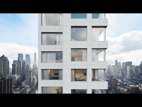 Interview: Álvaro Siza discusses 611 West 56th Street | Architecture | Dezeen