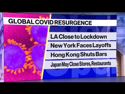 Virus Update: 12 Million Cases in U.S., LA Could Lockdown