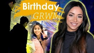 GRWM Birthday Glam | Easy Neutral Makeup Tutorial