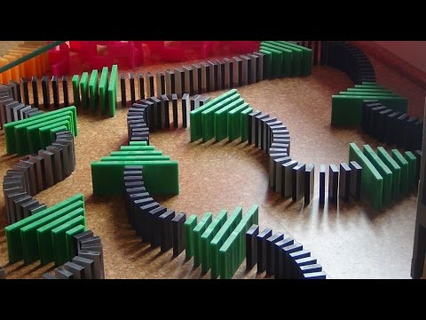 Domino Tricks, Tests, Records, and More (3)