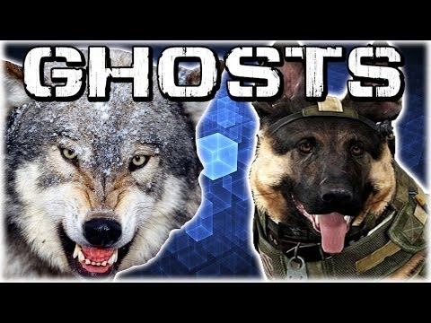 "COD Ghosts - ""THE WOLF"" Guard Dog Skin Coming Soon? ""RILEY"" Camo DLC (Call Of Duty) - Smashpipe Games"