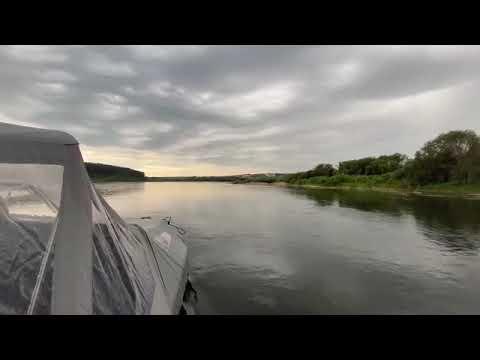 На лодке из СПБ в Воркуту