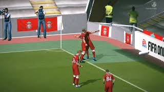 Fifa Online 3 NabyKeitaMandjou 4-2 kingkev