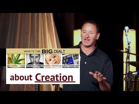 "May 25, 2014 ""What's the Big Deal About Part 3: Creation"", Pastor Kevin Cavanaugh"