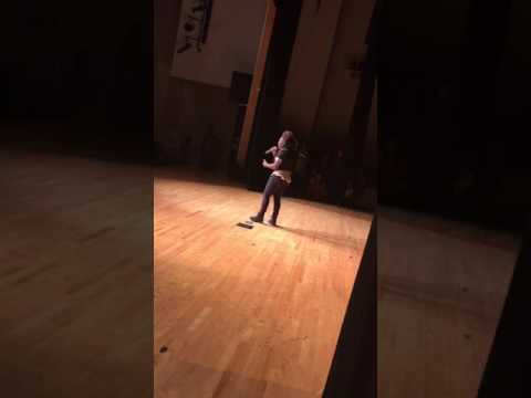 Teen kills history performance! Crazy!