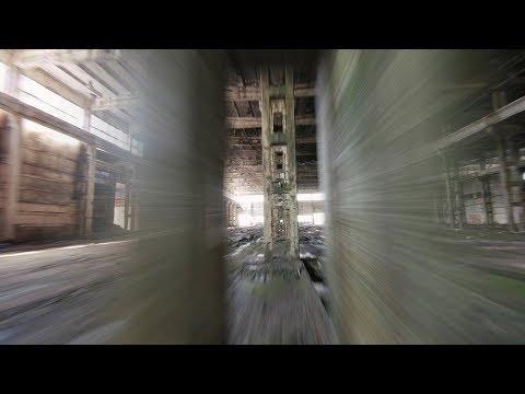 GoPro Awards: Haunting FPV Flight Through Abandoned Building