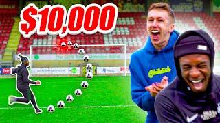SIDEMEN $10,000 CROSSBAR CHALLENGE