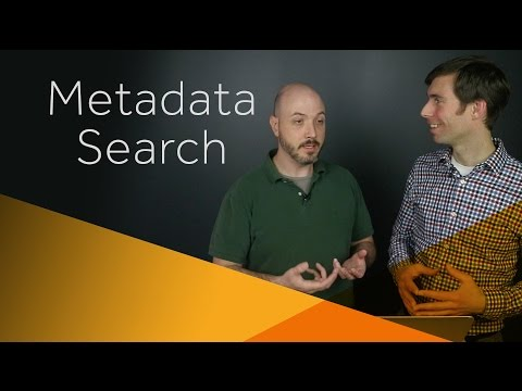 SwiftStack Metadata Search