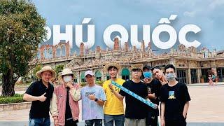 VLOG #2 : Du lịch Phú Quốc cùng anh em team GAM