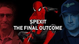 Spider-Man MCU Exit - The Final Outcome #spexit