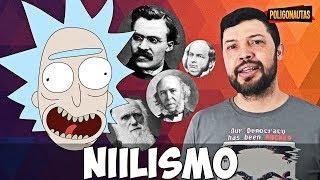 Rick e Morty, Niilismo e o Sentido (Ou a Falta Dele) da Vida | Fora da Caixa
