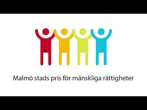 Malmö stads pris för mänskliga rättigheter