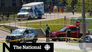 Toronto shooting leaves 1 killed, 3 injured