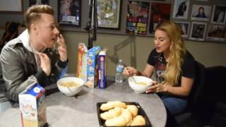 Dinah Jane of Fifth Harmony playing 'full mouth interview'