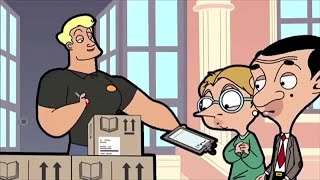 NEW Mr Bean Full Episodes ᴴᴰ The Best Cartoons! New Funny Collection 2016 - PART 1