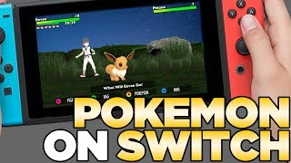What Pokemon on Nintendo Switch Could Look Like | Austin John Plays
