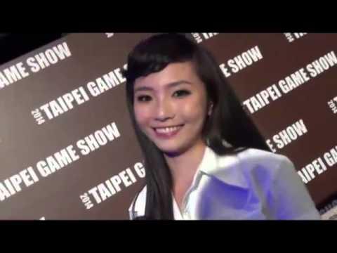 show girl爆乳 聚焦電玩展 --蘋果日報 20140117