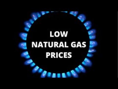 Low Natural Gas Pricing Means a Good Time to Lock in Electricity Rates